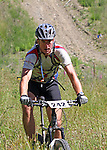 Ed Kerly plots his course. Mammoth Adventure MTB Ride, Nelson<br /> Photo: Marc Palmano/shuttersport.co.nz