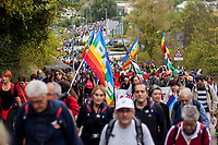 07.10.2018 - March For Peace & Brotherhood/Sisterhood Perugia - Assisi