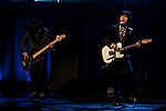 """Dec. 31, 2009 - flumpool performs on stage during the last day of rehearsals for 'Kohaku Uta Gassen,' or also more commonly known as 'Kohaku.' Produced by the Japanese public broadcaster, NHK, this annual music show airs on New Year's Eve and ends shortly before midnight, where everyone on air pauses to say """"Happy New Year."""" The 'Red and White Song Battle' separates the most popular music artists during each given year into teams of red and white: the red team consists of all female artists and the white team is all male artists. For an artist to perform on Kohaku, it is a great honor as only the most successful enka singers and J-Pop artist are strictly invited to perform by invitation only. Today, for a J-Pop artist or enka singer to perform on Kohaku, is most notably recognized to be a big highlight in a singer's career due to the show's large reach of audience during New Year's Eve."""