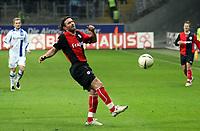 Ioannis Amanatidis (Eintracht)<br /> Eintracht Frankfurt vs. Arminia Bielefeld, Commerzbank Arena<br /> *** Local Caption *** Foto ist honorarpflichtig! zzgl. gesetzl. MwSt. Auf Anfrage in hoeherer Qualitaet/Aufloesung. Belegexemplar an: Marc Schueler, Am Ziegelfalltor 4, 64625 Bensheim, Tel. +49 (0) 6251 86 96 134, www.gameday-mediaservices.de. Email: marc.schueler@gameday-mediaservices.de, Bankverbindung: Volksbank Bergstrasse, Kto.: 151297, BLZ: 50960101