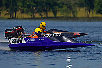 4-H, 54-M     (Outboard Runabout)