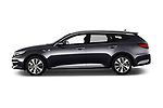 Car driver side profile view of a 2017 KIA Optima Sportswagon Sense 5 Door Wagon