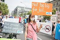 2017/08/02 Berlin | Wirtschaft | Protest bei Dieselgipfel