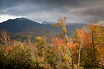 Autumn on Mount Jefferson, White Mountain National Forest, Jefferson, NH