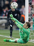 PSV Eindhoven's Jeroen Zoet during UEFA Champions League match. March 15,2016. (ALTERPHOTOS/Acero)