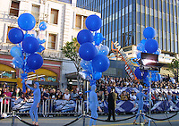 ©2003 KATHY HUTCHINS / HUTCHINS PHOTO.X2:  X-MEN UNITED PREMIERE.GRAUMAN'S CHINESE THEATER.HOLLYWOOD, CA.APRIL 28, 2003.X-MEN 2 ATMOSPHERE