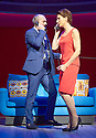 Woman On The Verge of A Nervous Breakdown The Musical. Based on the movie by Pedro Almodovar. Music and Lyrics by David Yazbek,Book by Jeffrey Lane, directed by Bartlett Sher. With Tamsin Greig as Pepa Marco, Jerome Pradon as Ivan. Opens at The Playhouse Theatre on 12/1/15. CREDIT Geraint Lewis