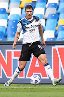 Robin Gosens of Atalanta BC<br /> during the Serie A football match between SSC Napoli and Atalanta BC at stadio San Paolo in Napoli (Italy), October 17th, 2020. <br /> Photo Cesare Purini / Insidefoto