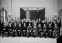 Assermentation du cabinet Trudeau, le 3 mars 1980 a Ottawa<br /> <br /> PHOTO :   Agence Quebec Presse
