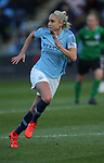 Steph Houghton of Manchester City Women