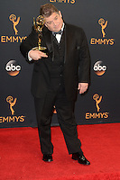 LOS ANGELES - SEP 18:  Patton Oswalt at the 2016 Primetime Emmy Awards - Press Room at the Microsoft Theater on September 18, 2016 in Los Angeles, CA