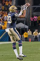 Pitt wide receiver Tyler Boyd (23).