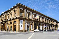 Rathaus in Caltanisetta, Sizilien, Italien
