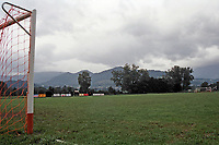 General view of NV Bled Football Ground, Bled, Slovenia