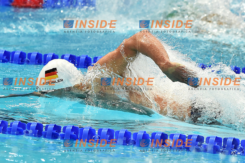 DEIBLER Steffen GER 4x100m Freestyle Men Relay Staffetta<br /> Day10 02/08/2015 Kazan Arena <br /> Swimming Nuoto <br /> XVI FINA World Championships Aquatics  <br /> Kazan Tatarstan RUS <br /> Photo Andrea Staccioli/Deepbluemedia/Insidefoto