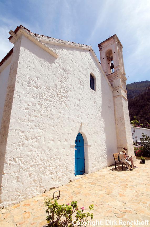 Nordzypern, Kirche in Karaman (Karmi) westlich von Girne