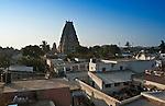 Tempel Virupaksha, Hampi, Karnataka, Indien