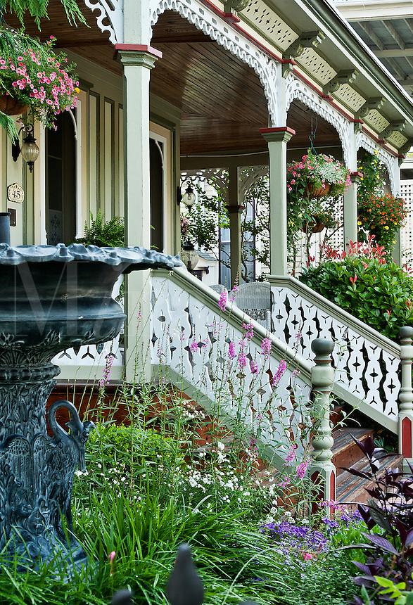 Victorian home, Cape May, NJ, USA