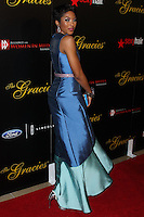 BEVERLY HILLS, CA, USA - MAY 20: Alicia Quarles at the 39th Annual Gracie Awards held at The Beverly Hilton Hotel on May 20, 2014 in Beverly Hills, California. (Photo by Xavier Collin/Celebrity Monitor)