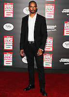 HOLLYWOOD, LOS ANGELES, CA, USA - NOVEMBER 04: Damon Wayans Jr. arrives at the Los Angeles Premiere Of Disney's 'Big Hero 6' held at the El Capitan Theatre on November 4, 2014 in Hollywood, Los Angeles, California, United States. (Photo by Celebrity Monitor)
