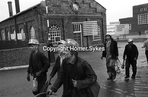 Snowdown Colliery, Snowdown Kent. Miners  1970s UK<br /> <br /> L-R Jack Inchley, Unknown, Mick Dobson, Unknown, Unknown.<br /> <br /> Caption names thanks to Darran Cowd<br /> Museum & Heritage Manager, Betteshanger Sustainable Parks,