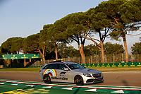 Motorsports: FIA Formula One World Championship, WM, Weltmeisterschaft 2020, Grand Prix of Emilia Romagna, F1 Medical Car Imola Italy