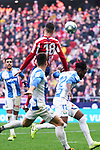 Felipe Augusto de Almeida of Atletico de Madrid during La Liga match between Atletico de Madrid and CD Leganes at Wanda Metropolitano Stadium in Madrid, Spain. January 26, 2020. (ALTERPHOTOS/A. Perez Meca)