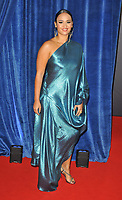 """Mayra Andrade at the 65th BFI London Film Festival """"The Harder They Fall"""" opening gala,Royal Festival Hall, Belvedere Road, on Wednesday 06th October 2021, in London, England, UK. <br /> CAP/CAN<br /> ©CAN/Capital Pictures"""