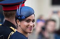 Trooping the Colour - HRH Queen Elizabeth II 93rd Birthday - 08.06.2019