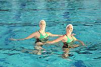 15 November 2006: Elizabeth Anne Markman and Poppy Carlig.