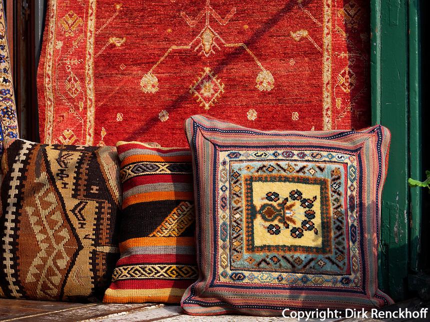 Teppichhändler  in der  Speicherstadt, Hamburg, Deutschland, Europa<br /> Carpet desler in Speicherstadt, Hamburg, Germany, Europe