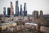 Protest gegen Abrisspläne  in Moskau