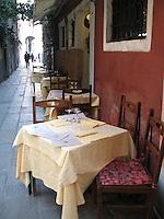 Savoring a quiet corner in Venice