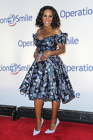 NEW YORK CITY, NY, USA - MAY 01: June Ambrose at the Operation Smile Event held at Cipriani Wall Street on May 1, 2014 in New York City, New York, United States. (Photo by Jeffery Duran/Celebrity Monitor)