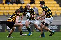 20201017 NZ Barbarians Under-85kg Rugby - Eastbourne v Wellington Axemen