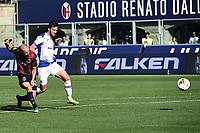 Rodrigo Palacio of Bologna scores a goal <br /> Bologna 27/10/2019 Stadio Renato Dall'Ara <br /> Football Serie A 2019/2020 <br /> Bologna FC - Sampdoria UC<br /> Photo Daniele Buffa / Image Sport / Insidefoto