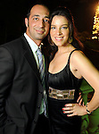 Sam Alsaheb and Vika Filippov at the Endeavor for Hope Foundation's Annual Fundraising Gala Saturday May 09,2010.  (Dave Rossman Photo)