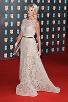 Victoria Silverstedt<br /> arriving for the BAFTA Film Awards 2020 at the Royal Albert Hall, London.<br /> <br /> ©Ash Knotek  D3554 02/02/2020