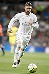 Real Madrid's Sergio Ramos during La Liga match. April 20,2016. (ALTERPHOTOS/Acero)