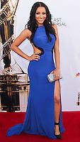 PASADENA, CA, USA - OCTOBER 10: Danielle Vega arrives at the 2014 NCLR ALMA Awards held at the Pasadena Civic Auditorium on October 10, 2014 in Pasadena, California, United States. (Photo by Celebrity Monitor)