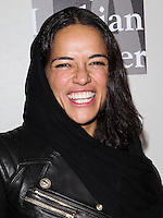 """BEVERLY HILLS, CA, USA - MAY 10: Michelle Rodriguez at the """"An Evening With Women"""" 2014 Benefiting L.A. Gay & Lesbian Center held at the Beverly Hilton Hotel on May 10, 2014 in Beverly Hills, California, United States. (Photo by Celebrity Monitor)"""