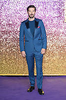 "Gwilym Lee<br /> arriving for the ""Bohemian Rhapsody"" World premiere at Wembley Arena, London<br /> <br /> ©Ash Knotek  D3455  23/10/2018"