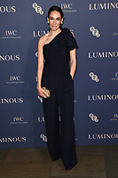 Sian Clifford<br /> arriving for the LUMINOUS Gala 2019 at the Roundhouse Camden, London<br /> <br /> ©Ash Knotek  D3522 01/10/2019