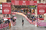 Anna van der Breggen (NED) Boels Dolmans Cycling Team  takes a solo victory of the 2018 Strade Bianche Women Elite NamedSport race running 136km from Siena to Siena, Italy. 3rd March 2018.<br /> Picture: LaPresse/Massimo Paolone | Cyclefile<br /> <br /> <br /> All photos usage must carry mandatory copyright credit (© Cyclefile | LaPresse/Massimo Paolone)