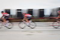 Team Lotto-Soudal speeding along<br /> <br /> 101st Kampioenschap van Vlaanderen 2016 (UCI 1.1)<br /> Koolskamp › Koolskamp (192.4km)