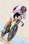 Tomoyuki Kawabata of the Japan team competes in the Men's Sprint - Qualifying as part of the 2017 UCI Track Cycling World Championships on 14 April 2017, in Hong Kong Velodrome, Hong Kong, China. Photo by Chris Wong / Power Sport Images