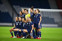 21st September 2021; Hampden Park, Glasgow, Scotland: FIFA Womens World Cup qualifying, Scotland versus Faroe Islands;