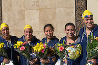 Cal Swimming & Diving W vs Stanford, February 11, 2017
