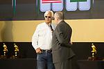 DUBAI,UNITED ARAB EMIRATES-MARCH 22:  Bob Baffert, the trainer of Arrogate (Dubai World Cup),at Meydan racecourse on March 22,2017 in Dubai,United Arab Emirates (Photo by Kaz Ishida/Eclipse Sportswire/Getty Images)