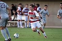 Stanford Soccer M v Santa Clara, August 21, 2021